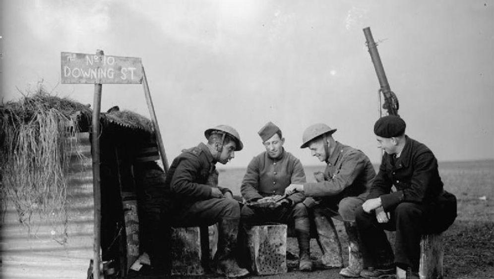 Westfront 1939-1940: Krieg - und keiner ging hin