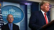 Trumps Corona-Flüsterer und sein Dilemma