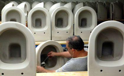 Produktion bei Villeroy & Boch: 900 Jobs fallen weg