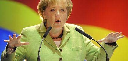 Kanzlerin Merkel: Reform bei Mehreinnahmen