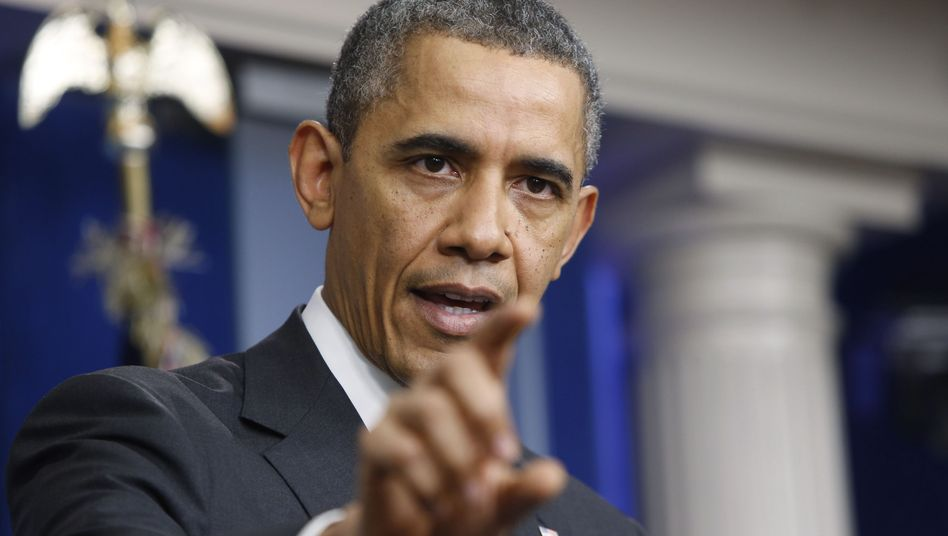 Präsident Obama: Internet als Spielwiese des Militärs