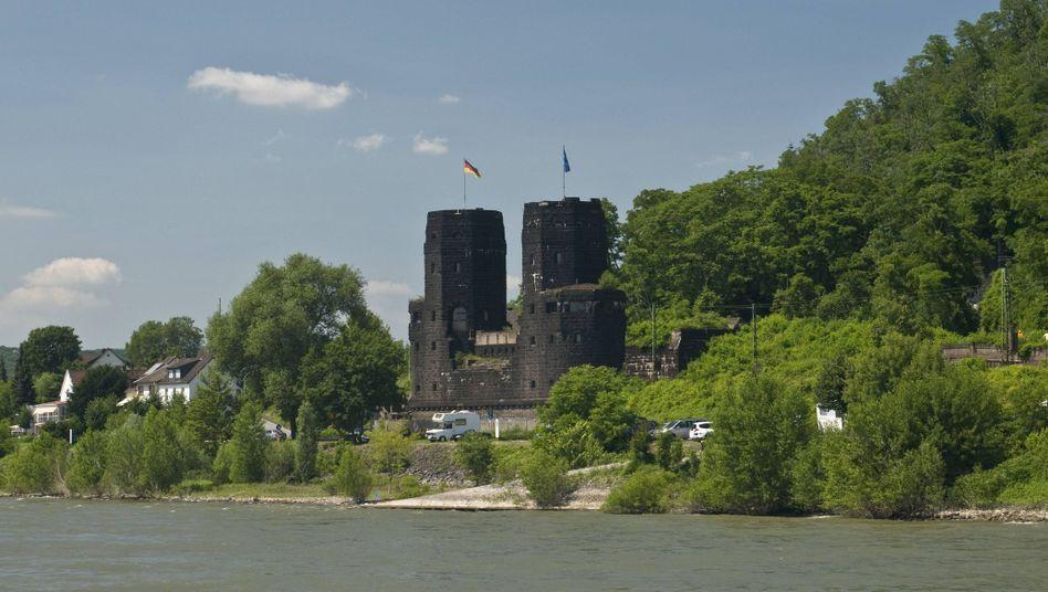 Die Ludendorff-Brücke, auch Brücke von Remagen genannt, wurde 1945 gesprengt