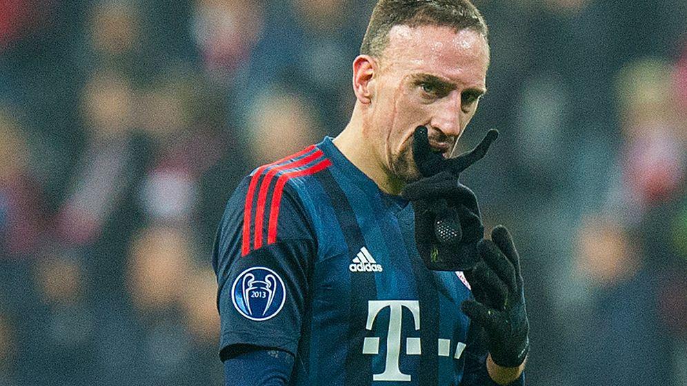 """Affäre """"Zahia"""": Staatsanwaltschaft fordert Freispruch für Ribéry"""