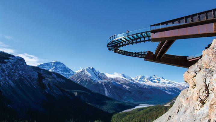 Skywalks rund um die Welt: Brücken in den Himmel