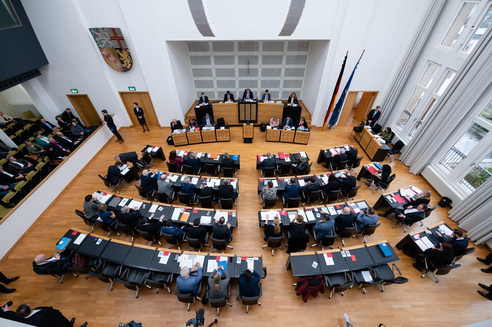 Landtag des Saarlandes