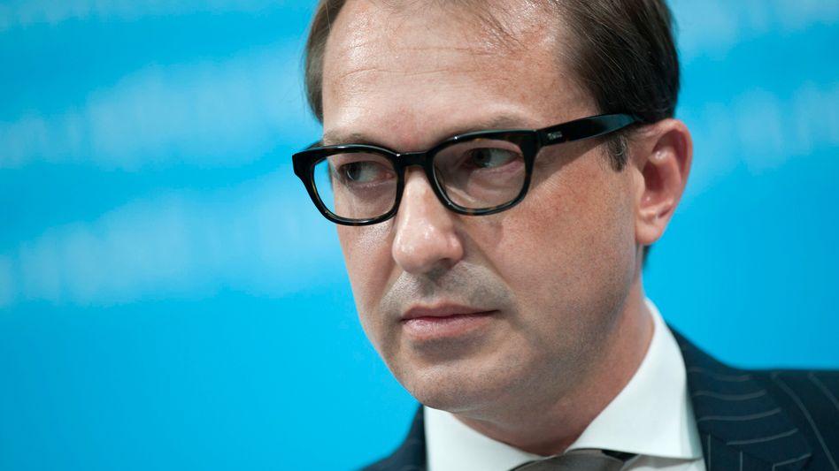 Verkehrsminister Dobrindt: Viel Aufwand, wenig Ertrag?