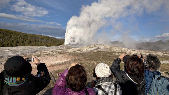 Supervulkan in den USA: Mysteriöser Yellowstone-Park