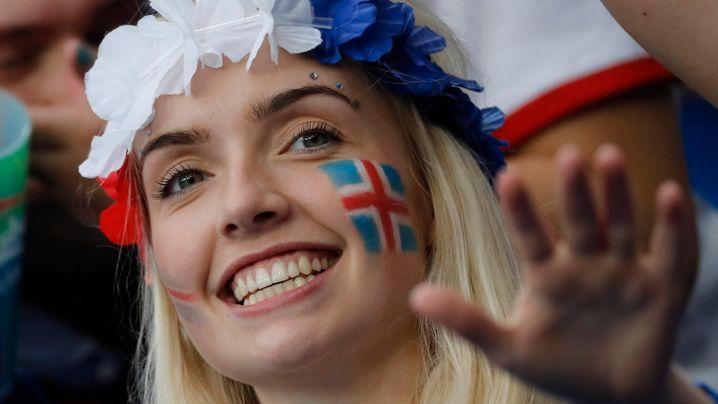 Frankreich gegen Island: Außenseiter abgefertigt