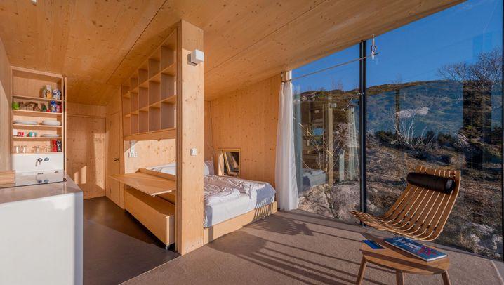 Portal Urlaubsarchitektur: Hauptsache, gutes Design