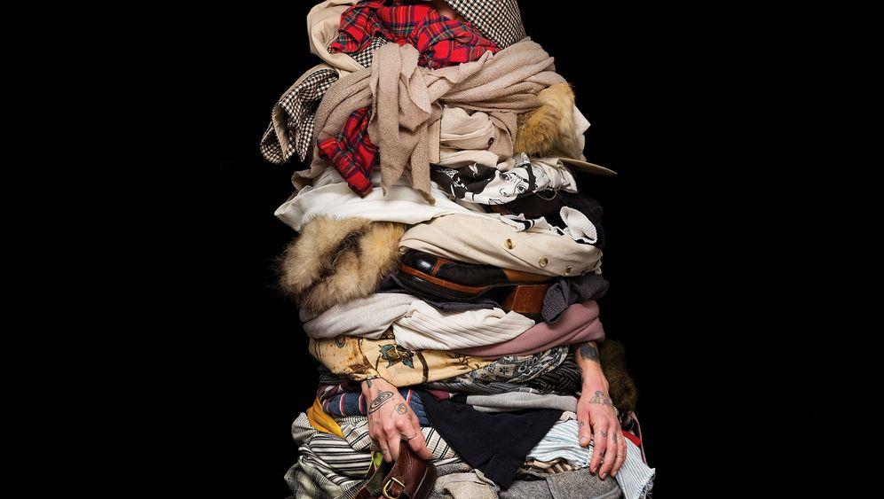Fotostrecke: Besehbarer Kleiderschrank