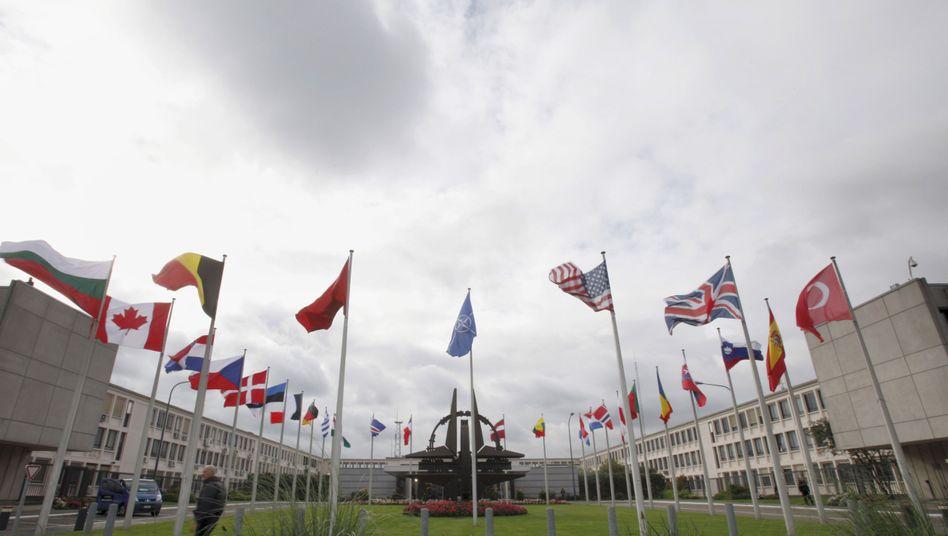 Nato-Hauptquartier in Brüssel: Erst drei Sitzungen auf Artikel-4-Grundlage