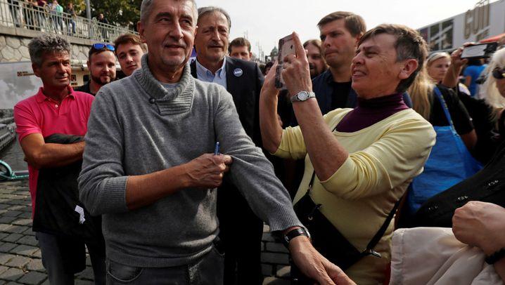 """Andrej Babis: """"Berlusconi von der Moldau"""""""