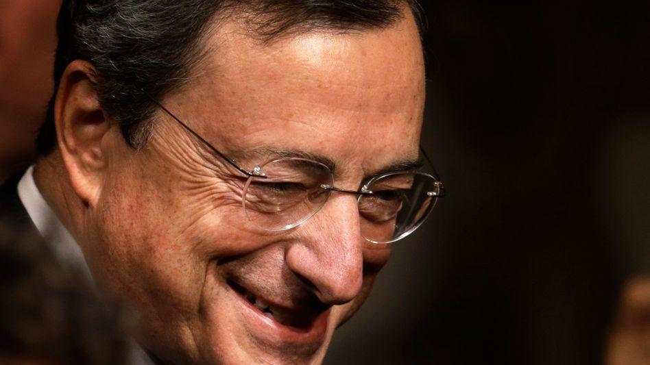 EZB-Chef Draghi: Formal alles richtig gemacht