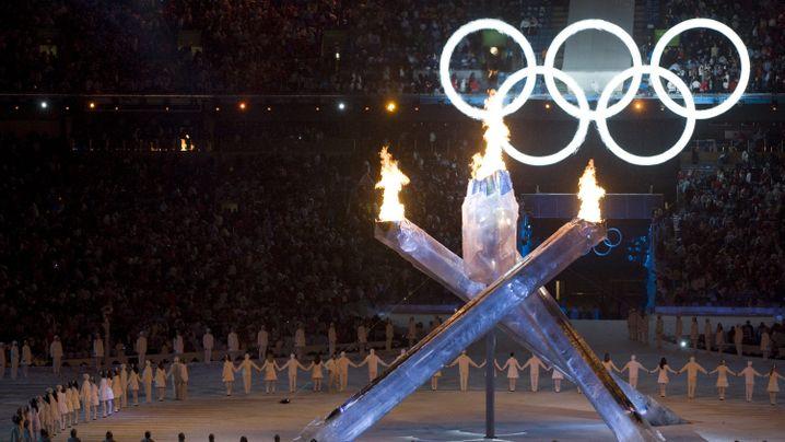 Olympische Winterspiele 2010: Die besten Bilder aus Vancouver