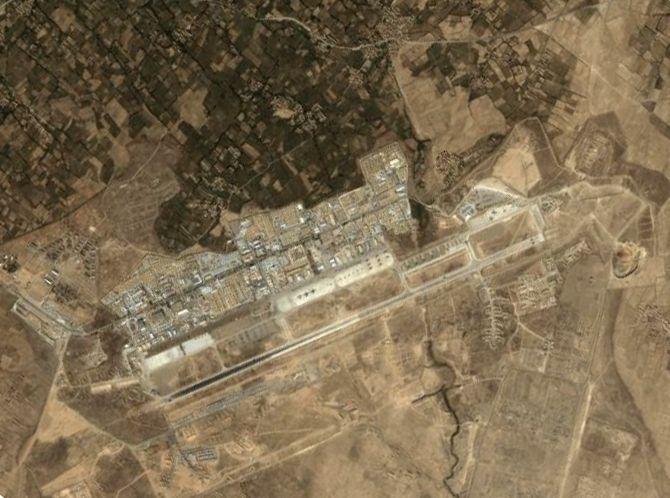 Google Earth / Screenshot / Bagram