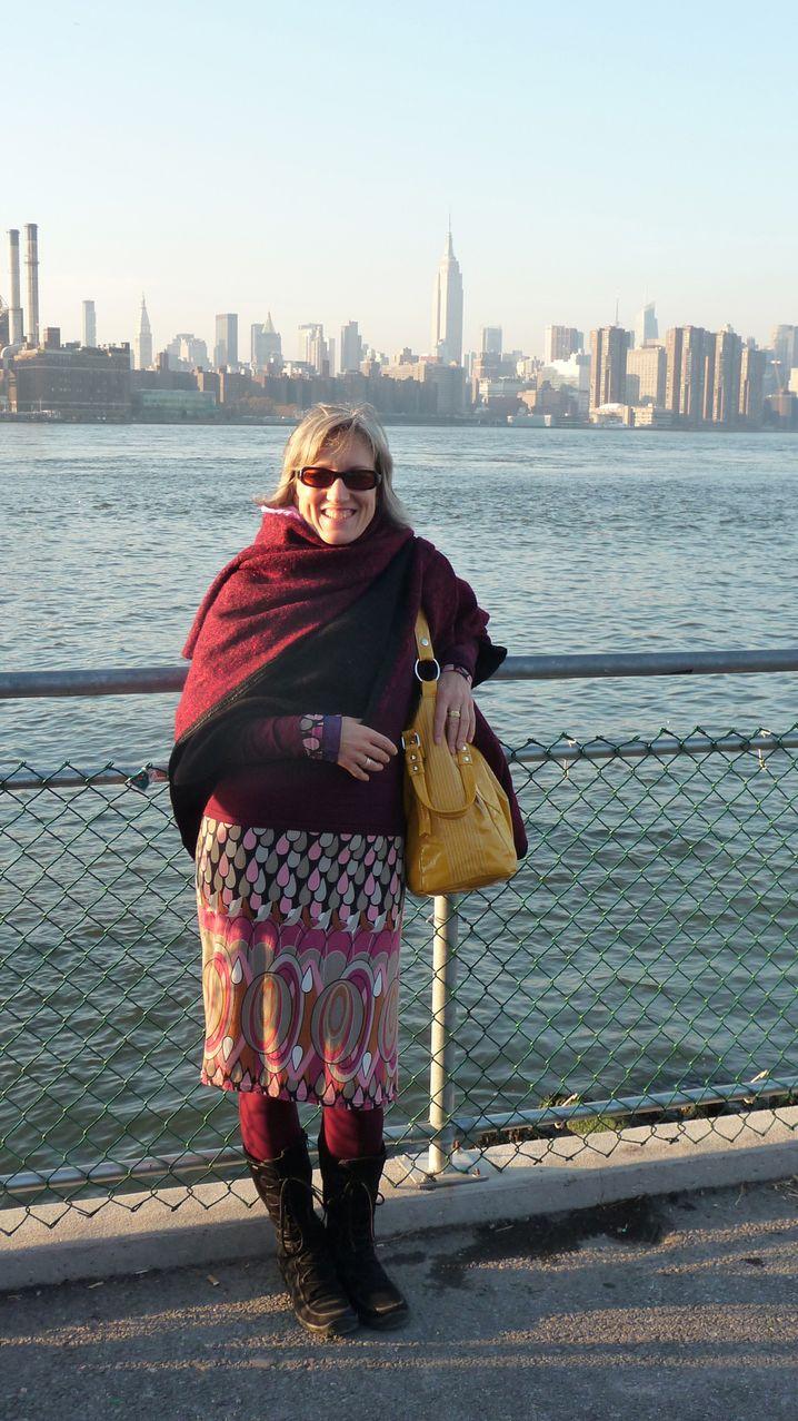 Ulrike Walter, 49, arbeitete sechs Monate ehrenamtlich in den USA