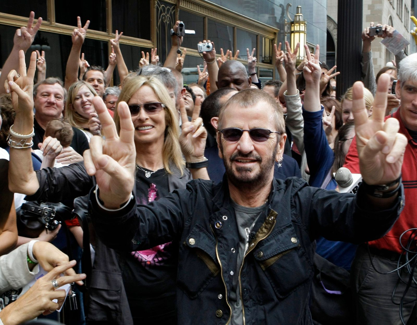 Ringo Starr, Barbara Bach