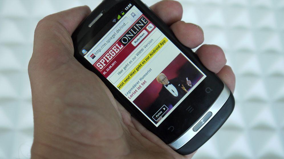 Das Billig-Smartphone: Huawei X3