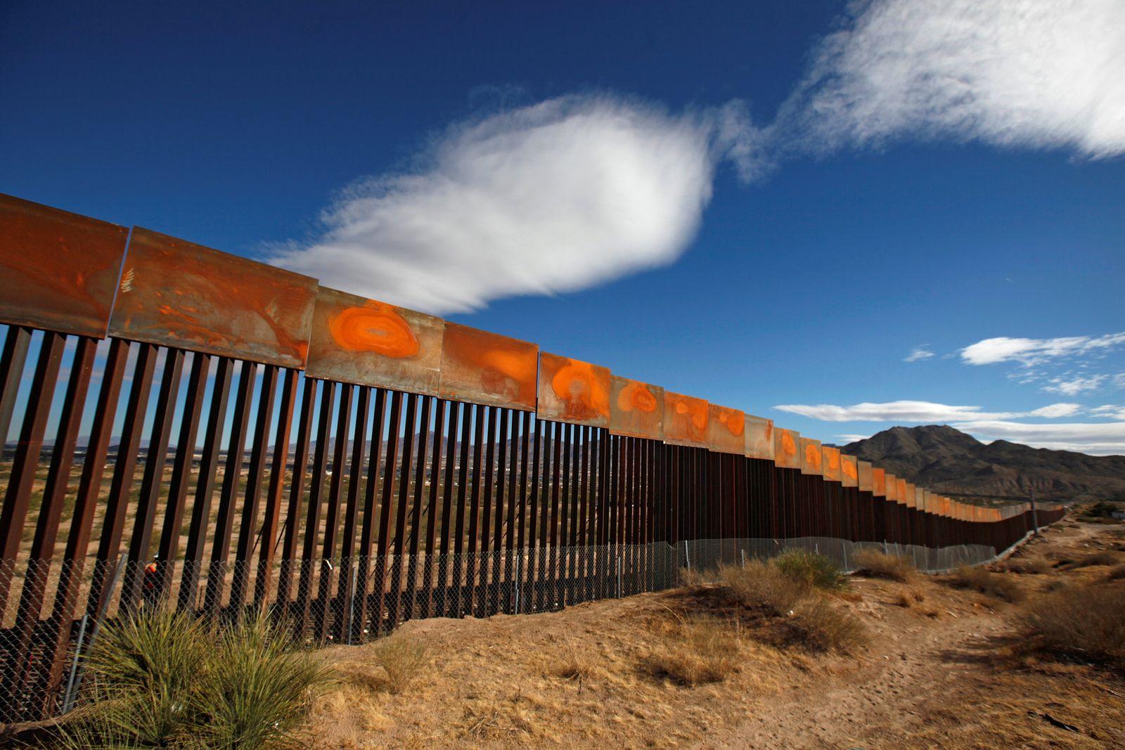 Trumps Abschussliste / Mexico-Grenze