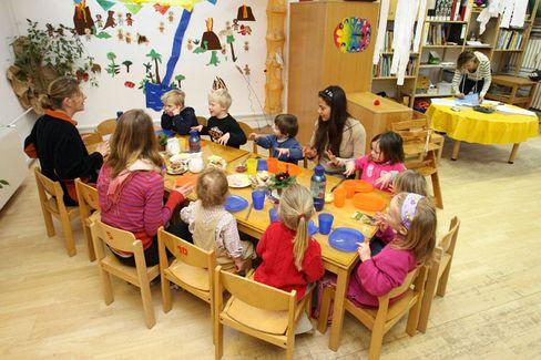 """Kindertagesstätte """"Die Zwerge"""" in Münster: SPD will gebührenfreie Kitas"""