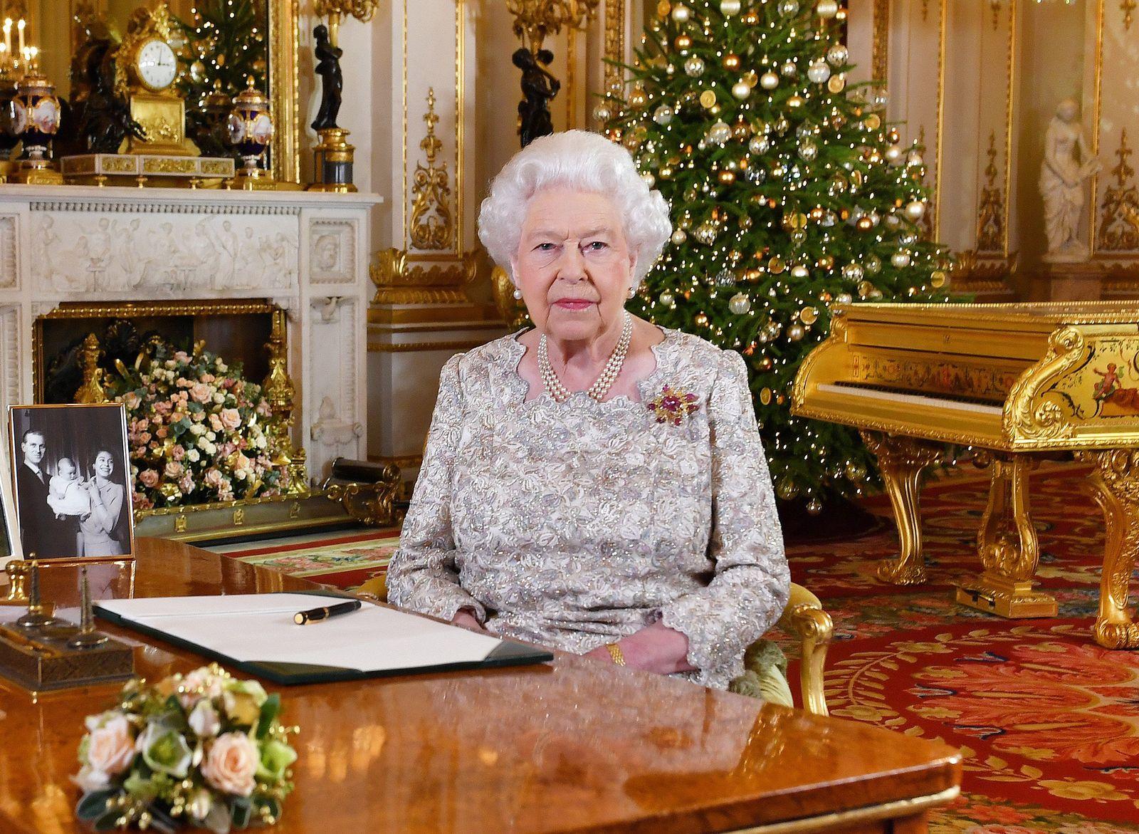Queen Elizabeth/ Weihnachtsansprache/ 2018
