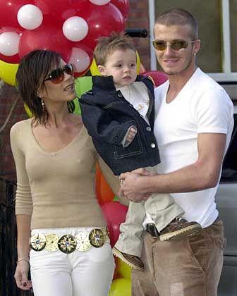 Familie Beckham: Bald verbreiten sie ihren eigenen Duft
