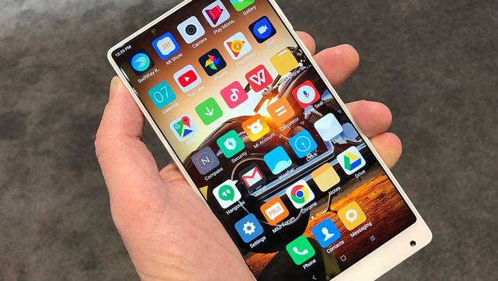 Xiaomi: Das Mi Mix ausprobiert
