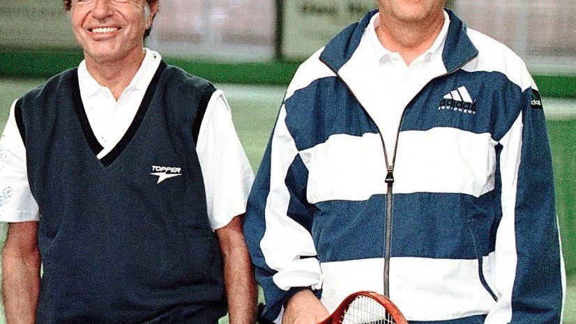 Siemens-Manager Pierer 1997(*): Verstrickt im Netz von Beratern