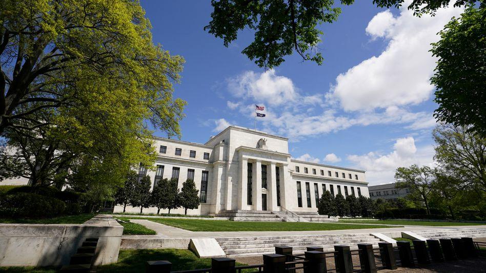 Federal Reserve in Washington: Anleihekäufe in Höhe von bis zu 750 Milliarden Dollar