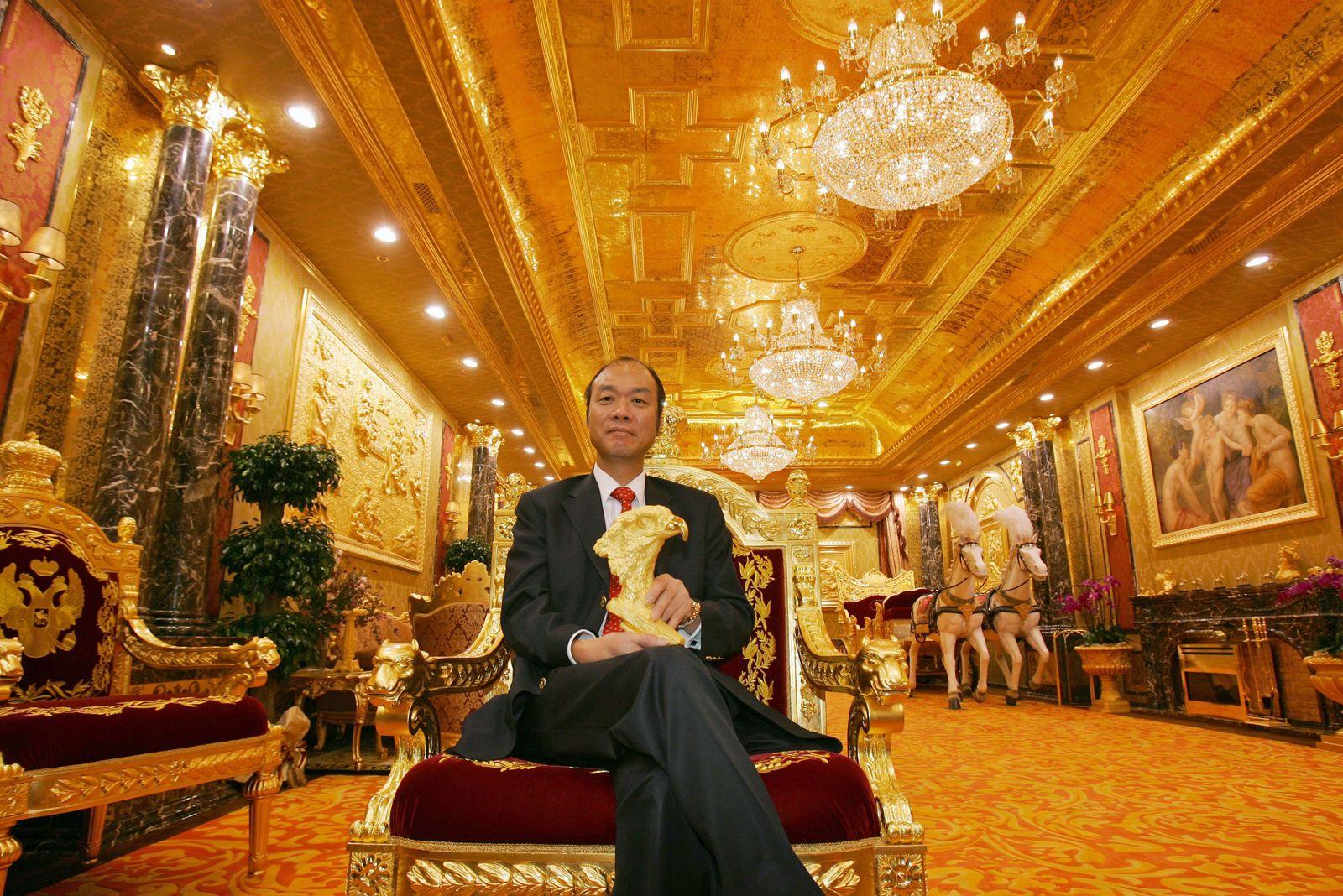 Luxusausstellung / Hong Kong / China