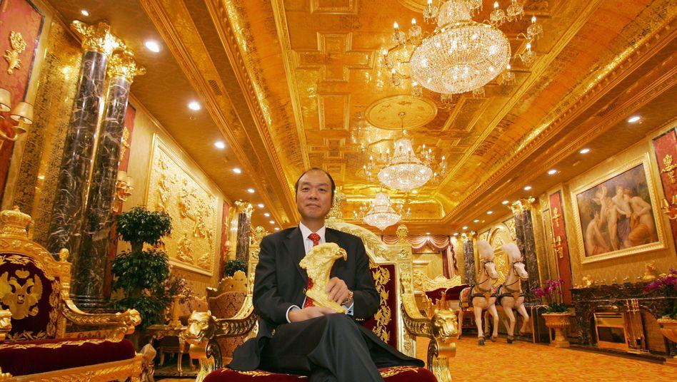 Unternehmer Lam Sai-wing: Chinas Reiche profitieren von der starken Konjunktur