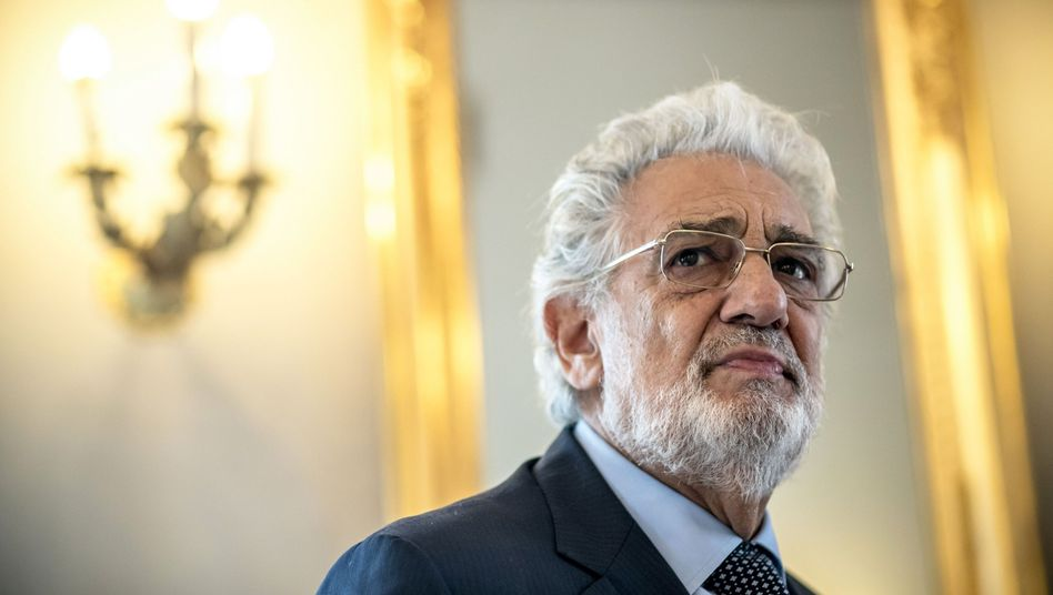 Mehrere Institutionen sagen Konzerte mit Plácido Domingo ab, die Elbphilharmonie aber nicht
