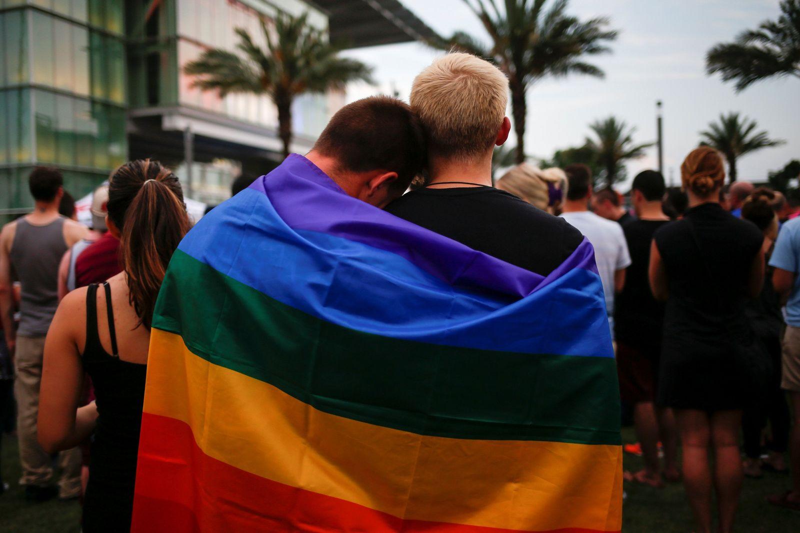 Orlando / Gedenkveranstaltung