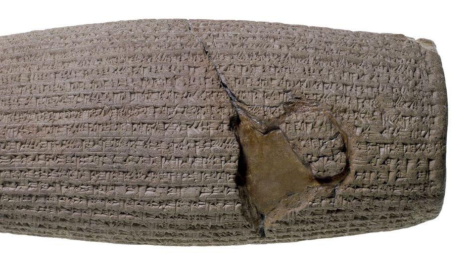 Babylonische Keilschrift: Das Repertoire babylonischer Texte ist riesig