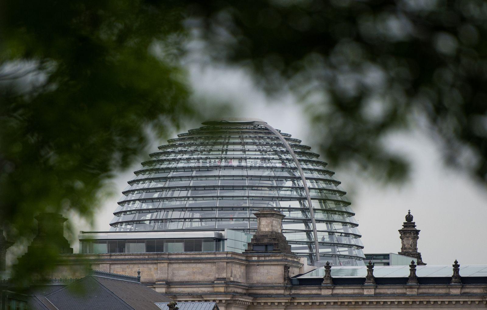 Reichstag/ Bundestag