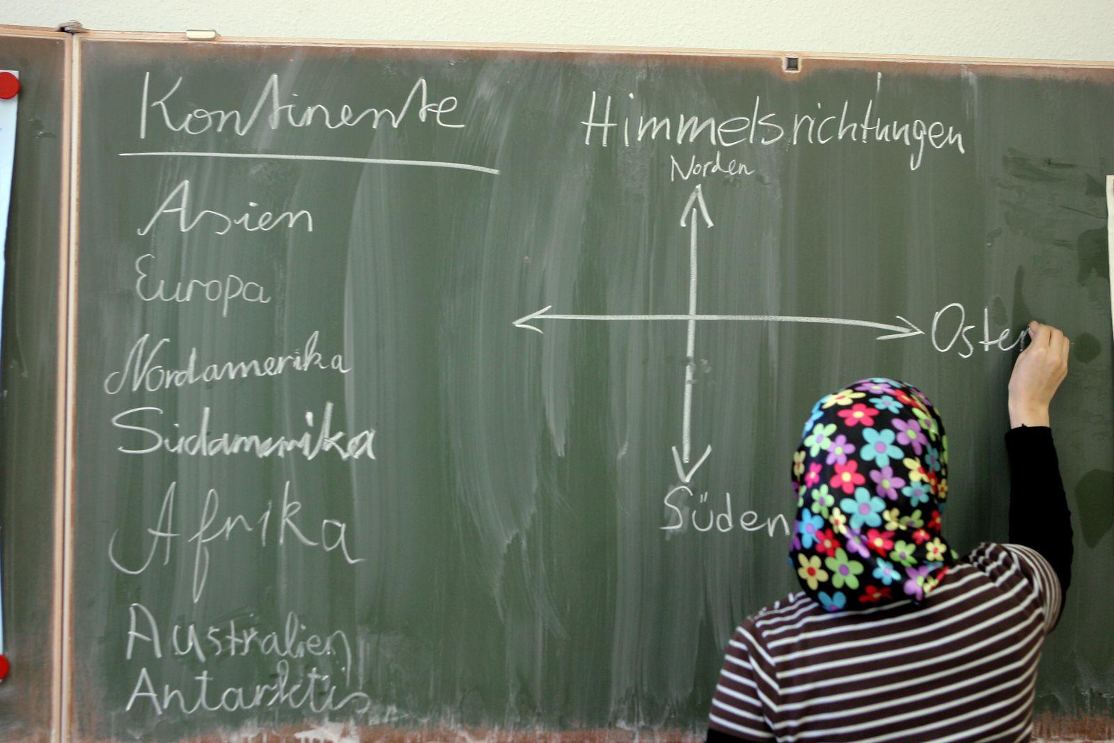 Symbolbild Schüler / Migration / Bildung