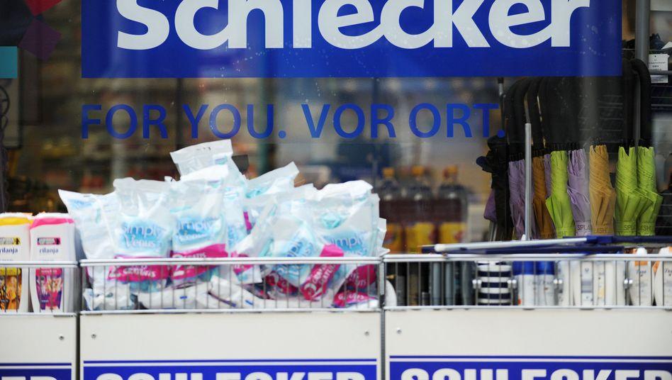 Schlecker-Filiale (in Berlin): Betrieb läuft erst einmal unverändert weiter