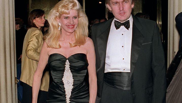 Ivana Trump: Donald und ich
