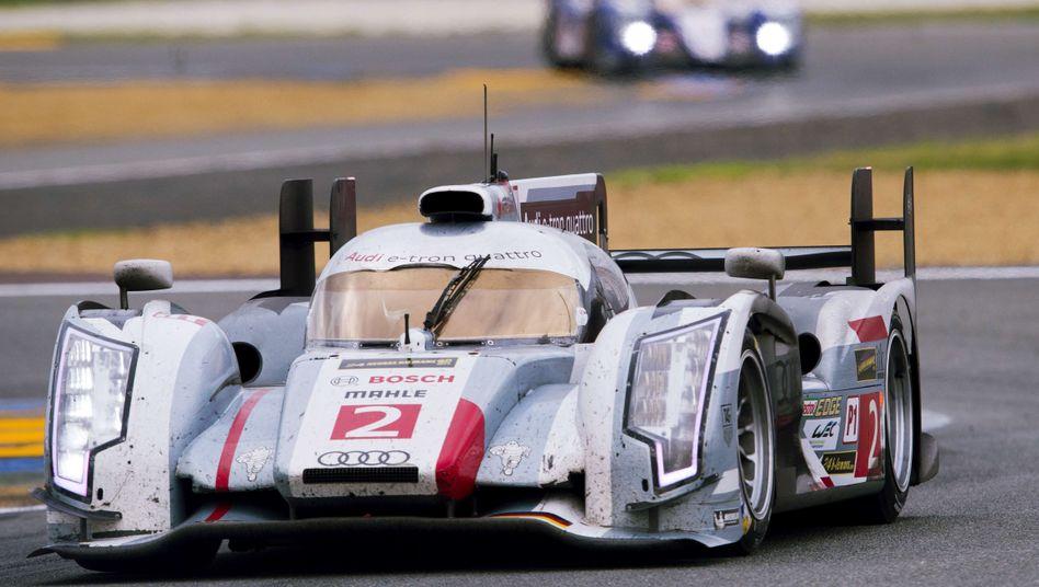 Motorsport-Profi Kristensen: Erfolg im Audi R18