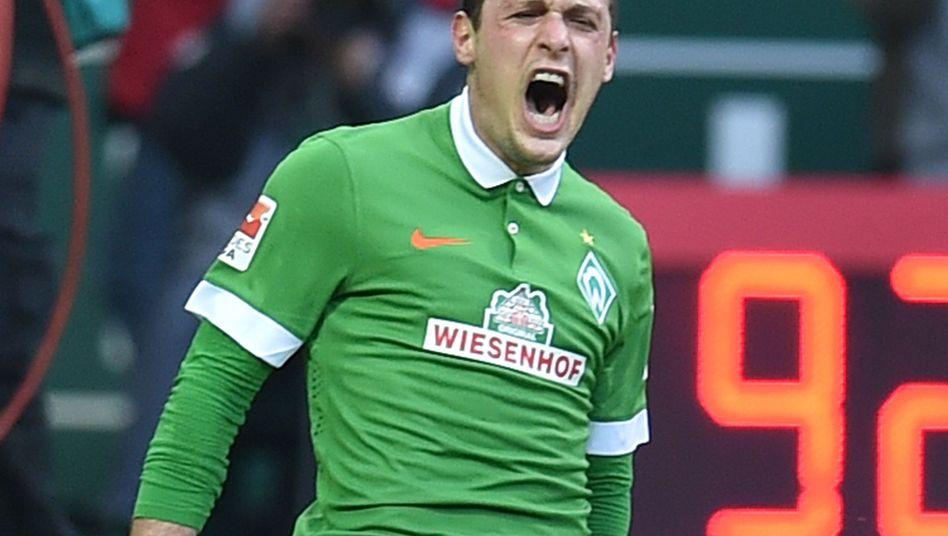 Werder-Profi Junuzovic: Weiter an der Weser
