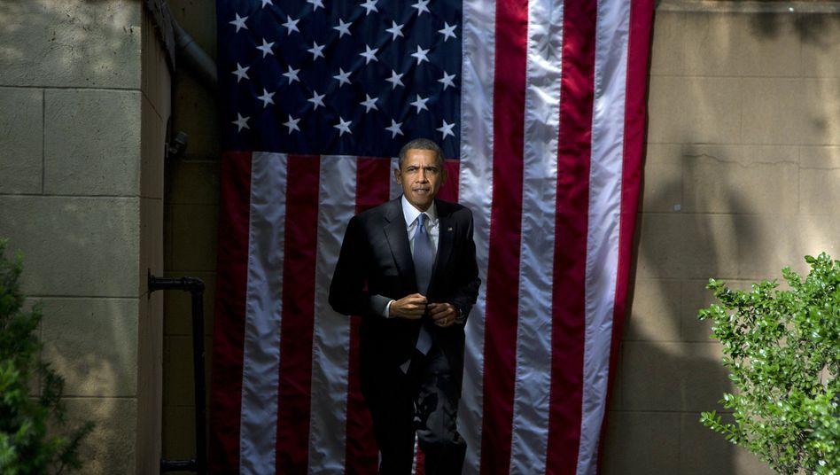 """US-Präsident Obama: Wiederwahl dank """"Big Data"""""""