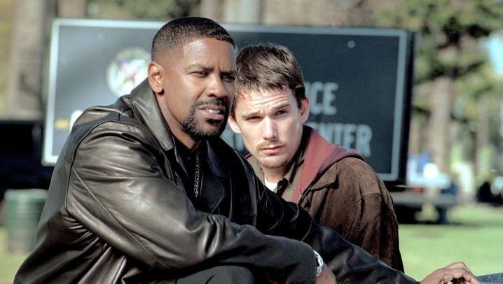 Schwarze Darsteller: Die Gangster I