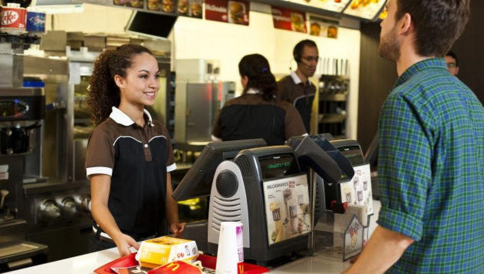 McDonald's-Filiale
