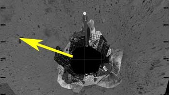 "Mars-Erkundung: ""Spirit"" absolviert Generalprobe"