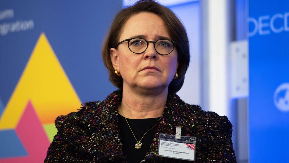 Annette Widmann-Mauz: Dass sich die Polizei selbst deutlich für eine solche Studie ausspreche, sei ein wichtiges Argument