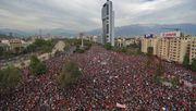 Rund eine Million Menschen protestieren in Chile für Sozialreformen