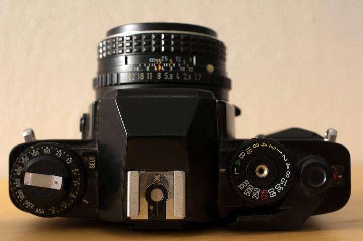 Kamera-Oldies / Ricoh KR 10X