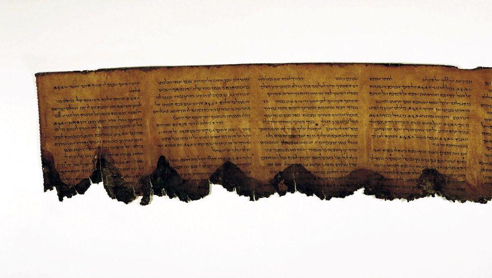 Geheimnisvolle Handschriften: Jahrtausende alte Qumran-Rollen