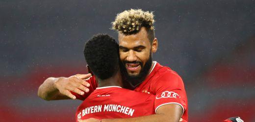 FC Bayern München nach Sieg im DFB-Pokal: Und jetzt alle auf die Bank