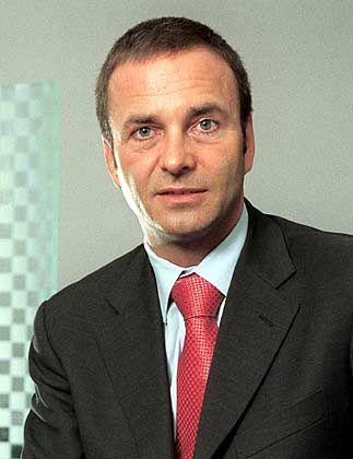 Designierter Finanz-Chef Uebber: Verantwortlich für Toll Collect
